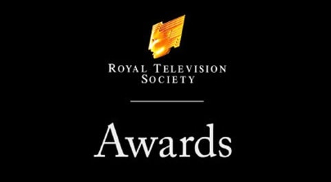 Royal Television Society Awards Poster