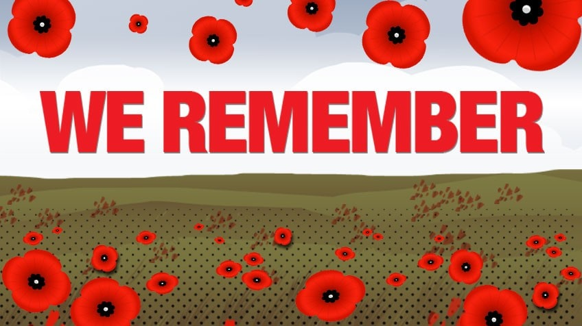 Remembrance - 'We Remember'