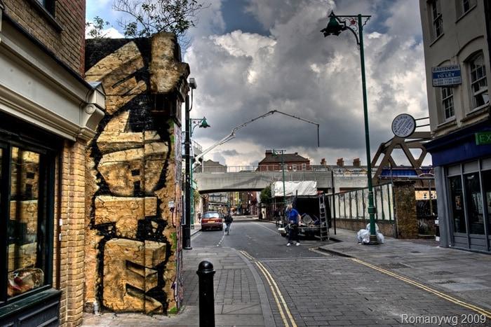 Elate Tumbling Block Brick Lane