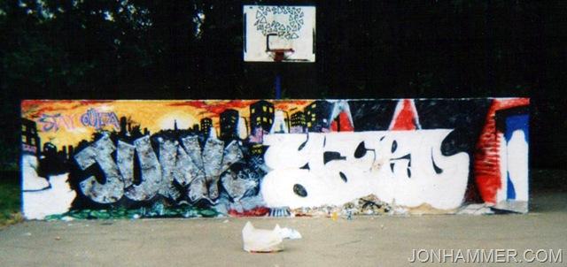 Junkyard Unfinished [No. 2]